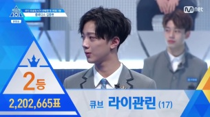 Top 11 Guanlin