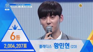 Top 11 Minhyun