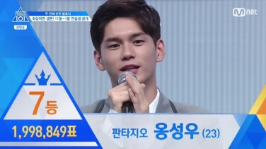 Top 11 Sungwoo