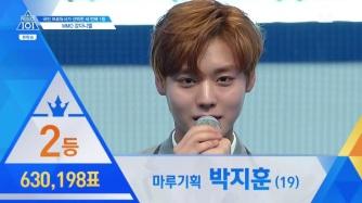 Top 2 Jihoon
