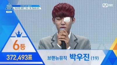 Top 6 Woojin