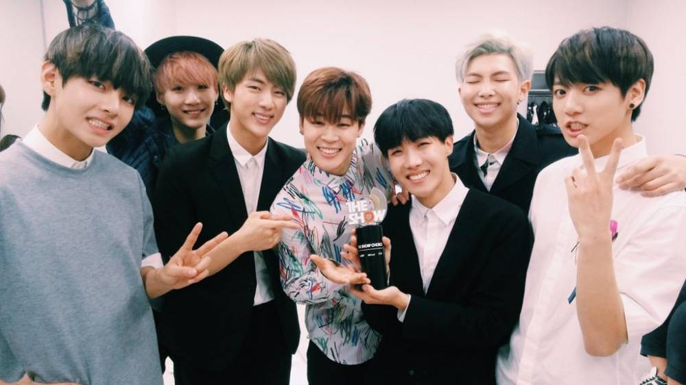 BTS Music Show Wins and Awards – Katherine Does K-POP