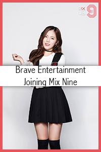 Brave Entertainment Yoo Jinkyung