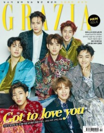 GOT7 Photoshoot